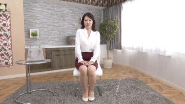 野武美穂 44歳 (初脱ぎ・デビュー作/保険外交員/神奈川県在住)
